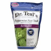 Dr. Teals Peppermint Foot Soak