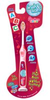 Plackers Brush & Learn Toothbrush