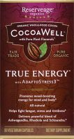 ReserveAge Organics CocoaWell True Energy with AdaptoStress3