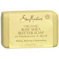 Shea Moisture Organic Raw Shea Butter Soap