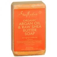 Shea Moisture Organic Argan Oil & Raw Shea Butter Soap