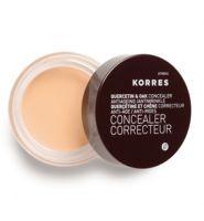 Korres Natural Products Quercetin & Oak Antiageing & Antiwrinkle Concealer