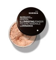 Korres Natural Products Korres Wile Rose Mineral Illuminating Powder