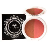 NYX Cosmetics NYX Bronzer & Blusher Combo