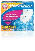 Arm & Hammer Mentadent Advanced Whitening Toothpaste