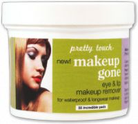 Pretty Touch Makeup Gone Eye & Lip Makeup Remover