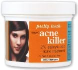 Pretty Touch Acne Killer 2% Salicylic Acid Acne Treatment