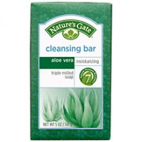 Nature's Gate Cleansing Bar