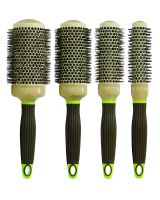 Macadamia Natural Oil Hot Curling Boar Brushes