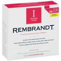 REMBRANDT® INTENSE STAIN™ Stain Dissolving Strips