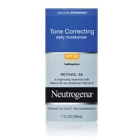 Neutrogena Ageless Intensives Tone Correcting Daily Moisturizer SPF 30