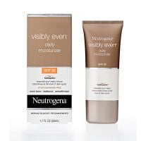 Neutrogena Visibly Even Daily Moisturizer SPF 30