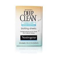 Neutrogena Deep Clean Long-Last Shine Control Blotting Sheets