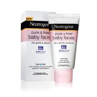 Neutrogena Pure & Free Baby Faces Ultra Gentle Sunblock SPF 45+