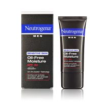 Neutrogena Men Sensitive Skin Oil-Free Moisture SPF 30