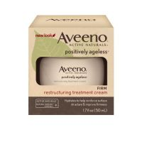 Aveeno Positively Ageless Restructuring Treatment Cream