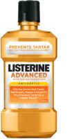 Listerine Advanced Citrus Listerine Antiseptic Mouthwash
