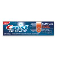 Crest Pro-Health Clinical Plaque Control Toothpaste