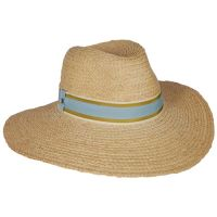 Raffia braid sunhat in natural