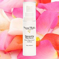 Princess Theodora Rejuvenating Rose Serum