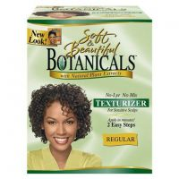 Soft & Beautiful Botanicals Texturizer Relaxers