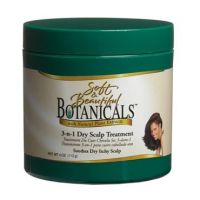 Soft & Beautiful Botanicals 3-N-1 Dry Scalp Treatment
