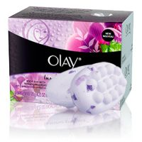Olay Luscious Embrace Massaging Bar Soap