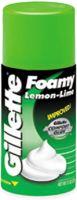 Gillette Classic Lemon-Lime Shave Foam