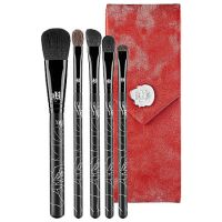 Kat Von D 5 Piece Brush Set with Case