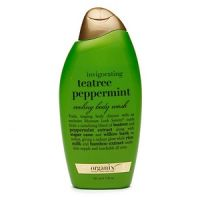 Organix Soothing Teatree Peppermint Cooling Body Wash