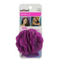 Scunci Bendini Clip Floral Collection