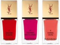 Yves Saint Laurent Beauty LA LAQUE COUTURE