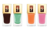 Yves Saint Laurent Beauty LA LAQUE Manucure Couture Duo