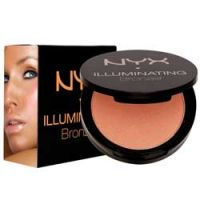 NYX Cosmetics Illuminating Face and Body Bronzer