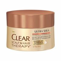 Clear Scalp & Hair Beauty Therapy Ultra Shea Butter Intensive Scalp Nourishment Balm