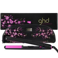 GHD Gold Series Professional 1 Inch Styler-Pink Cherry Blossom