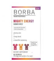 Borba Mighty Energy Gummi Mice
