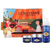 L'Occitane Immortelle Anti-Aging Skincare Repair & Rejuvenate Set
