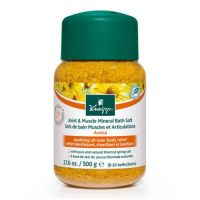 Kneipp Arnica Joint & Muscle Rescue Bath & Mineral Bath Salt