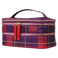 Sonia Kashuk Triple Train Case Cosmetic Bag