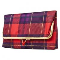 Sonia Kashuk Foldover Clutch Cosmetic Bag