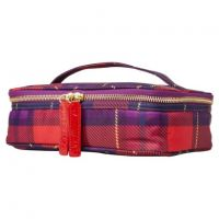 Sonia Kashuk Small Train Case Cosmetic Bag