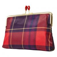 Sonia Kashuk Double Zip Foldover Cosmetic Bag