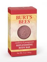 Burt's Bees Cranberry & Pomegranate Replenishing Body Bar