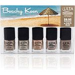 Ulta Beachy Keen 5pc Pro Nail Mini Pack