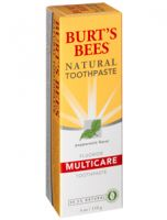 Burt's Bees Natural Toothpaste