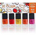 Ulta In Bloom 5 pc Nail Lacquer Collection