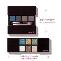 mark Drama Case Eye Shadow and Liner Palette