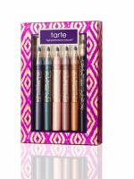 tarte eye catchers 6-piece smolderEYES & skinny smolderEYES collector's set