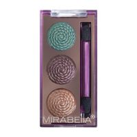 Mirabella Beauty Shady Lady Eye Trio